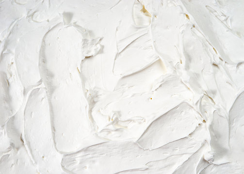 Whipped cream texture