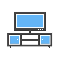 Television Set with cabinets
