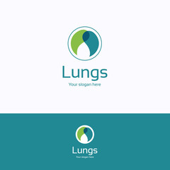Lungs logo