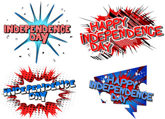Vector illustrated banner greeting card or poster for bastille day see more m4hsunfo