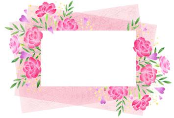 母の日 花 メッセージカード