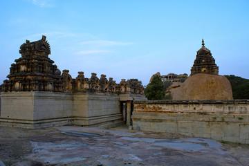 Malyavanta Raghunatha Temple, Hampi, Karnataka