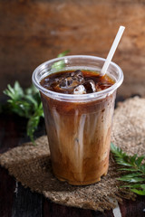 Café Glacé ou Iced Coffee