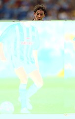 Football - Stock Season 99/00