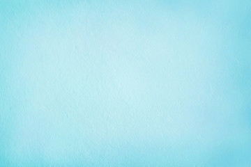Blue pastel color cement wall texture for background and design art work.