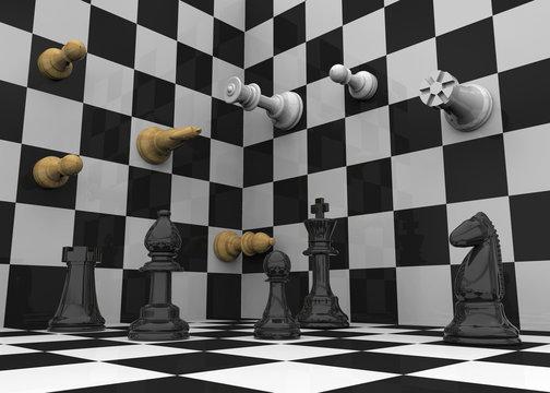 Three Dimensional Chess - 3D