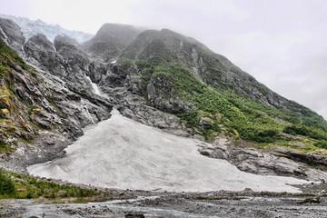 The beauty of Norway's summer Norwegian landscape