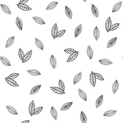Floral seamless pattern. Plant texture for fabric, wrapping, wallpaper and paper.