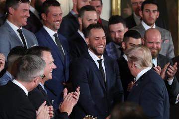 News: World Series Champions Houston Astros-White House Visit