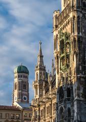 München - Marienplatz - Rathaus
