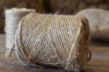 Spool of Jute Thread