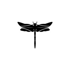 dragonfly icon. Elements of insect icon. Premium quality graphic design. Signs and symbol collection icon for websites, web design, mobile app, info graphics