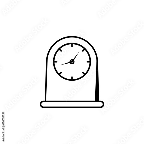 Kitchen Clock Icon Element Of Bakery Icon Premium Quality Graphic