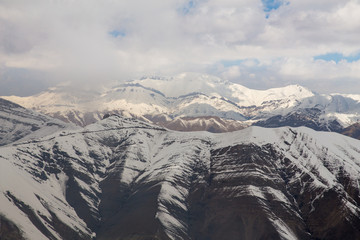 High Mountains of Tehran, Iran