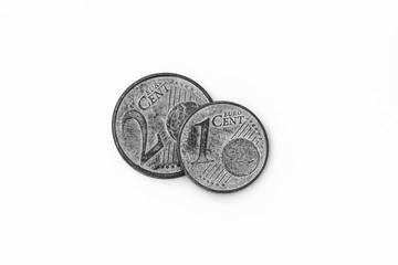 Kleingeld Centstücke