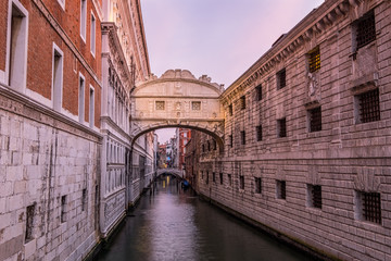 Bridge of Sighs Italy