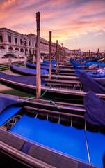 Morning Gondola's