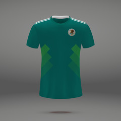 football kit Mexico