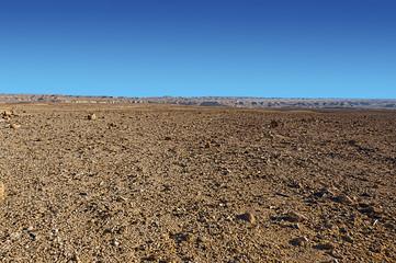 Negev Desert in Israel.