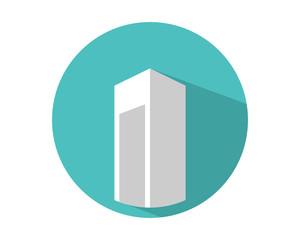 abstract skyscraper cityscape architecture construction image vector
