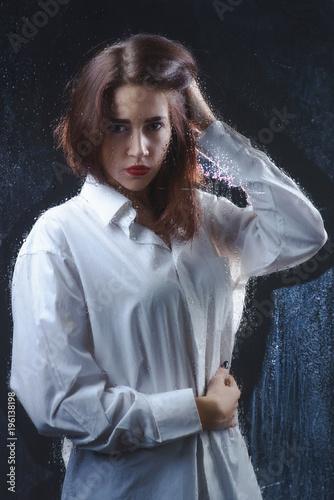 Kasmeri hot girl photo