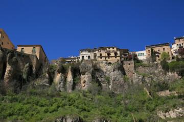 Vista de Cuenca, España