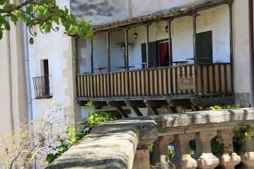 Casas típicas, Cuenca, España