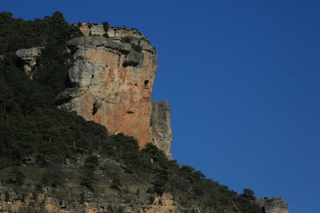 Serranía de Cuenca, España