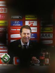 Soccer Football - Austria national team news conference