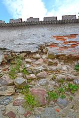 Noykhauzen lock fortification fragment. Guryevsk, Kaliningrad region
