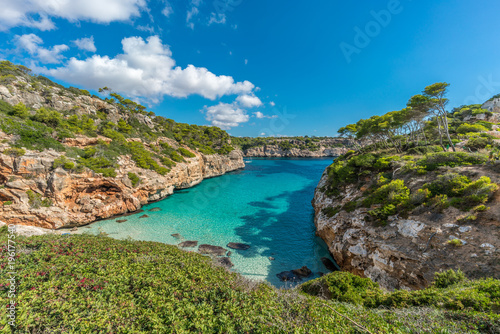Es Calo Des Moro Beautiful Beach Clasified As One Of The Best Beaches In World