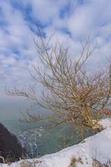 Kap Arkona Blick von den Kreidefelsen