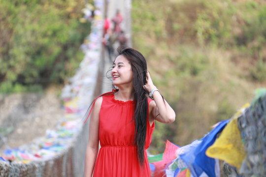 Bhutanese Girls