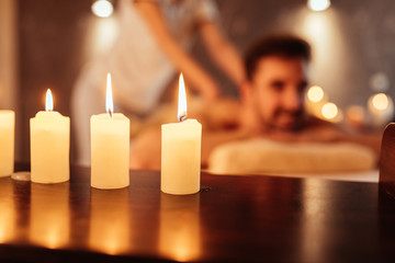 Candlelit therapy