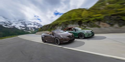 CG Cars Cabriofun am St. Gotthard