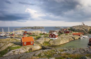 Schäreninsel Vädderö in den schwedischen Westschäre, Schweden