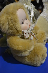 Doll of the Carapace in the Bear Clothes of the Furry and Beautiful 1
