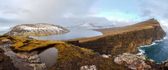 Leitisvatn Lake