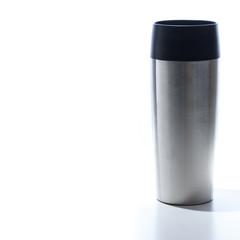 Coffee-to-go Becher aus Edelstahl