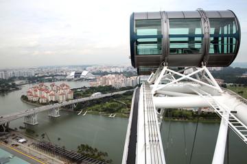 Riesenrad Singapur Flyer