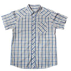 Short Sleeve Shirt on a white background