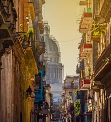 Papiers peints La Havane Havana in Kuba