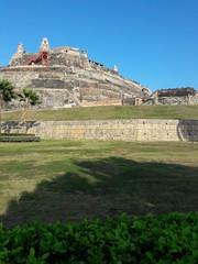 Castillo, cartagena colombia