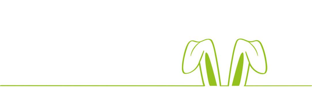 grüne hasenohren