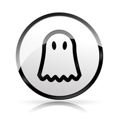 gost icon on white background