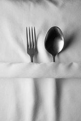 Cutlery eat, element, image, kitchen, lunch, meal, restaurant, sharp, sign, tablespoon, sort, abstraction, shark, light, shadow, movement, popular