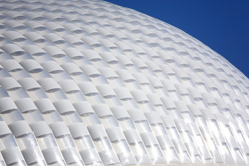 Plastic dome