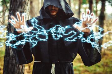 warlock pointing finger