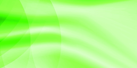 Abstract design, green and white gradient background Vector illustration for designers.