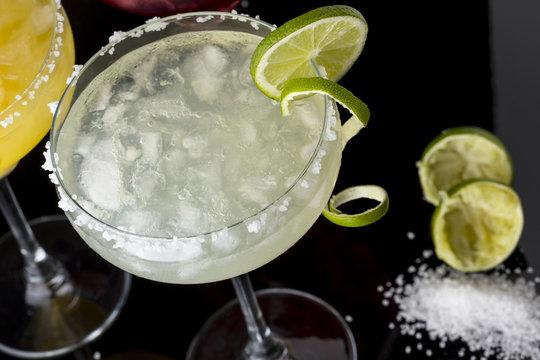 Original margarita cocktail